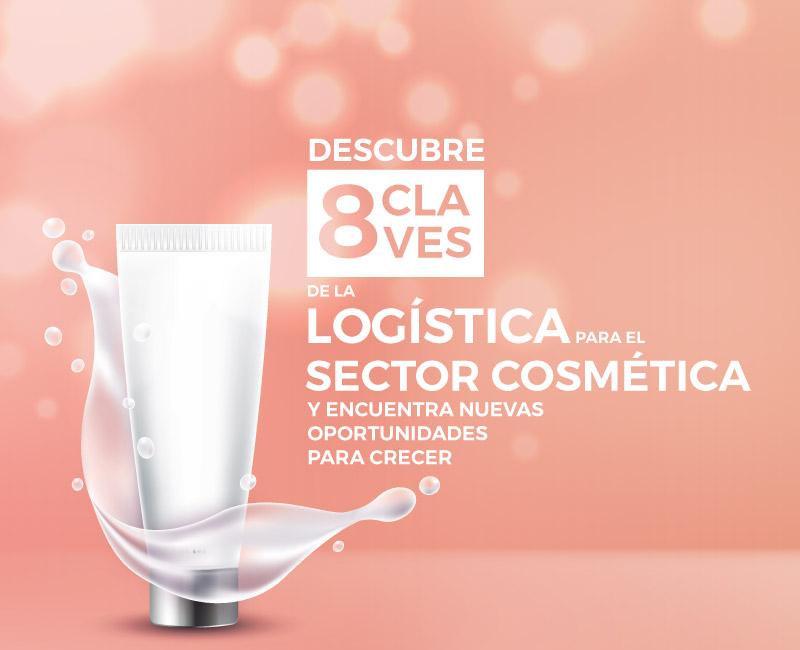Logística para el sector cosmética