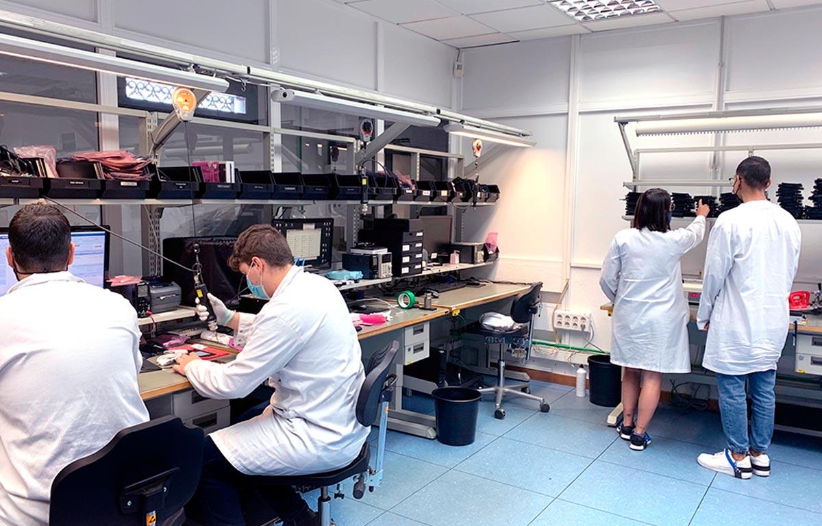Laboratorio Canarias
