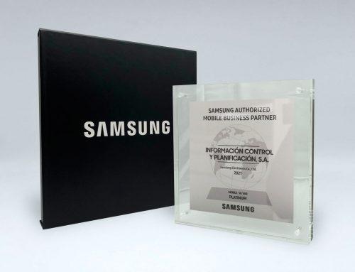 ICP Logística logra la certificación de Samsung como partner directo de compras